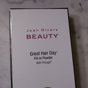 NWT.  Great Hair Day Fill-In Powder with Procapil